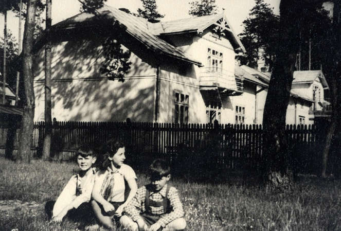 Ze wspomnień Haliny Herbert - Żebrowskiej
