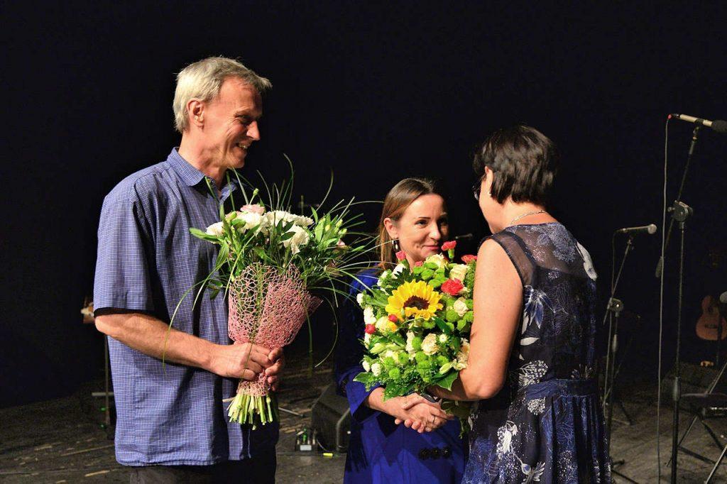Gratulacje od dyrekcji szkoły herbertowskiej w Kołobrzegu