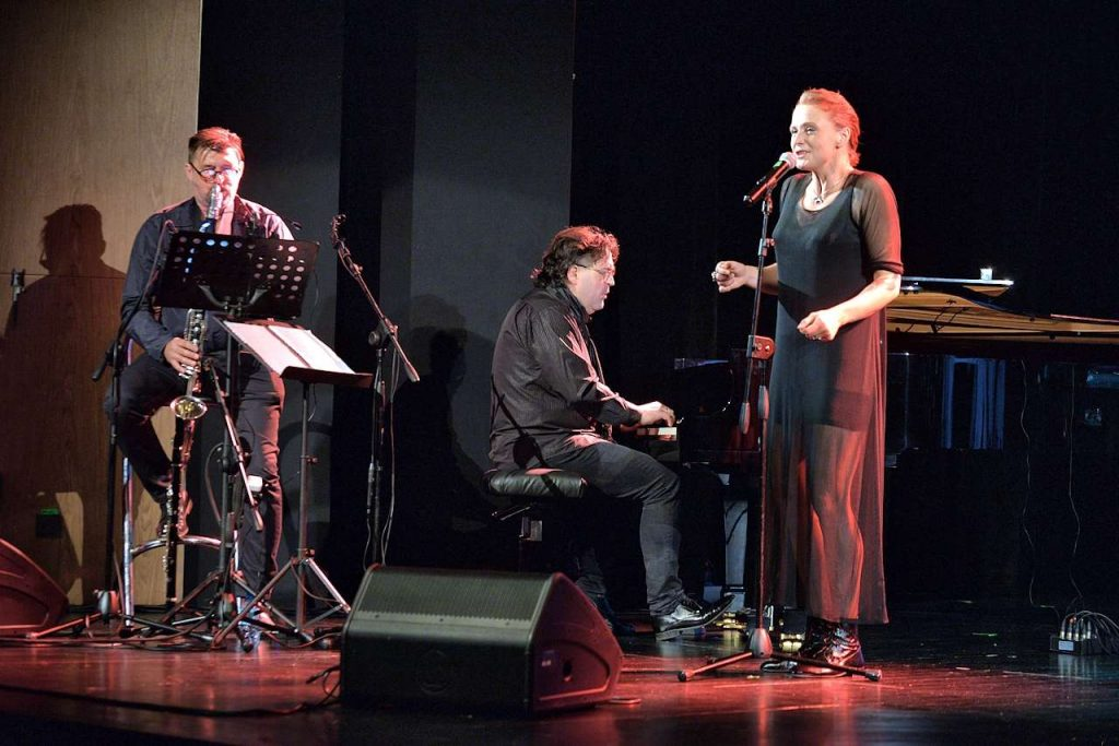Mariusz Jeka, Hadrian Tabęcki i Natalia Sikora
